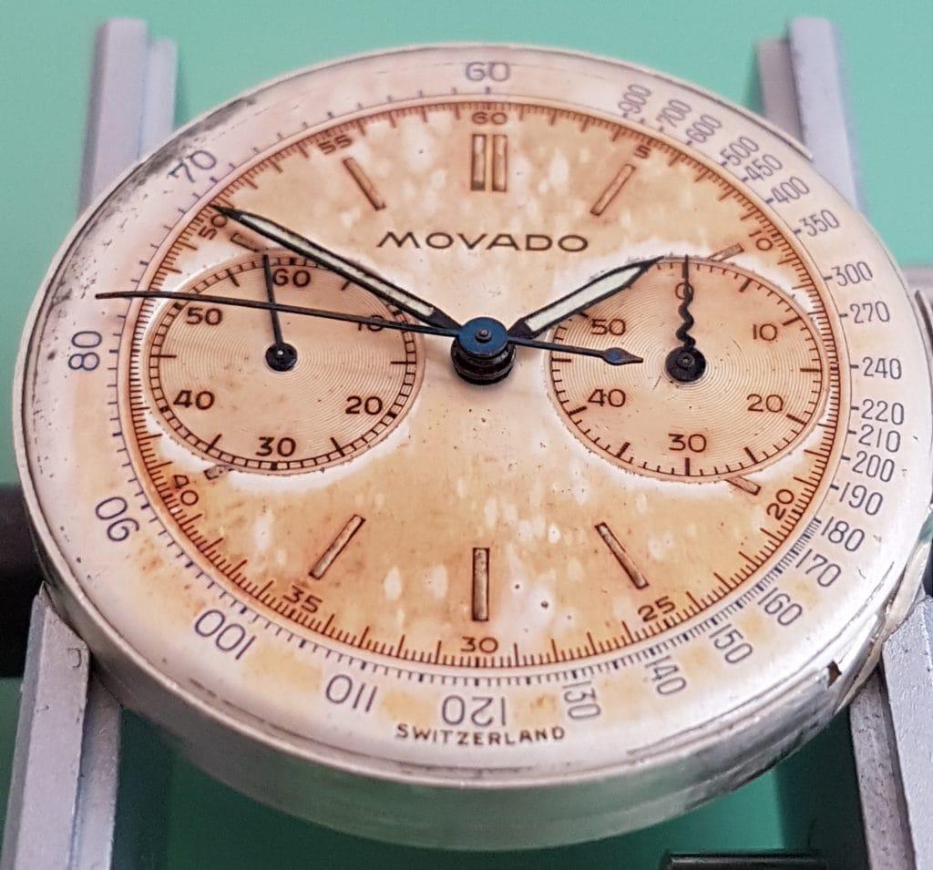 Movado M90 Chronograph